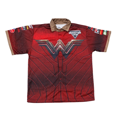 Wonder Woman Youth Driver Shirt