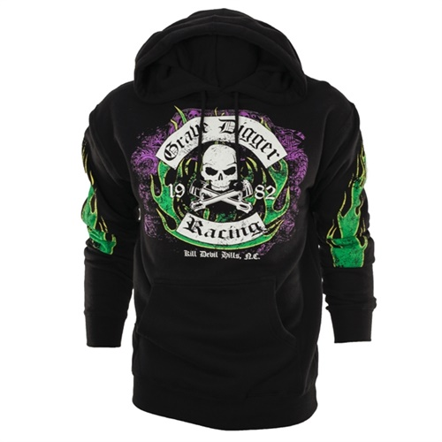 Grave Digger Rockers Youth Hoodie