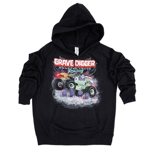 Grave Digger Stones Youth Hoodie