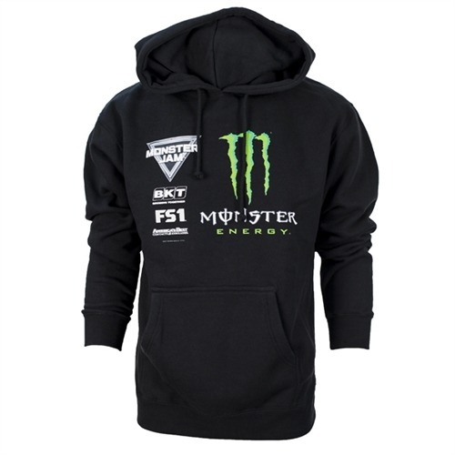 Monster Energy Fleet Hoodie