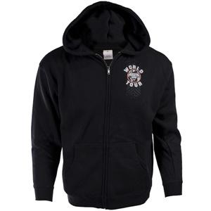 Monster Jam Fire Trax Youth Hoodie