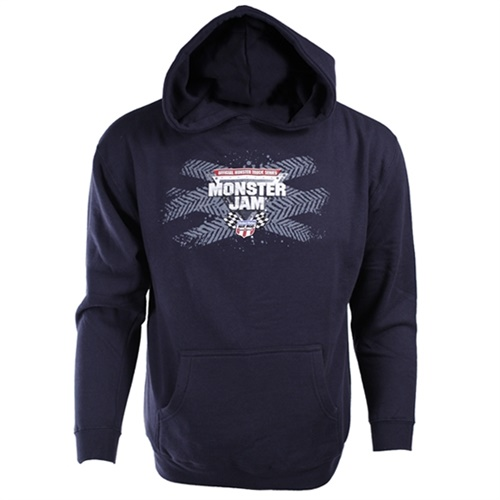 Monster Jam USHRA Series Youth Hoodie