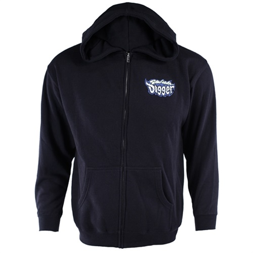 Son-Uva Digger Graveyard Youth Hoodie