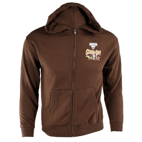 Scooby-Doo Villains Youth Zip Hoodie