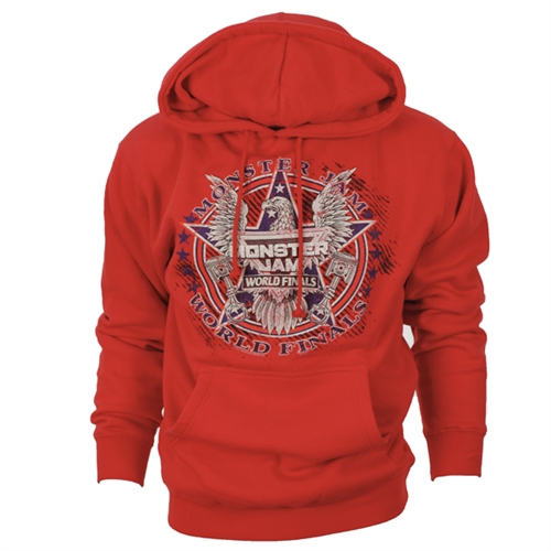 World Finals XVIII USA Pride Hoodie