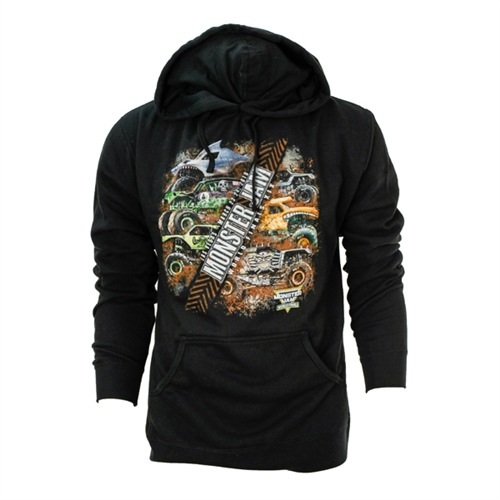 Monster Jam Slash Hoodie