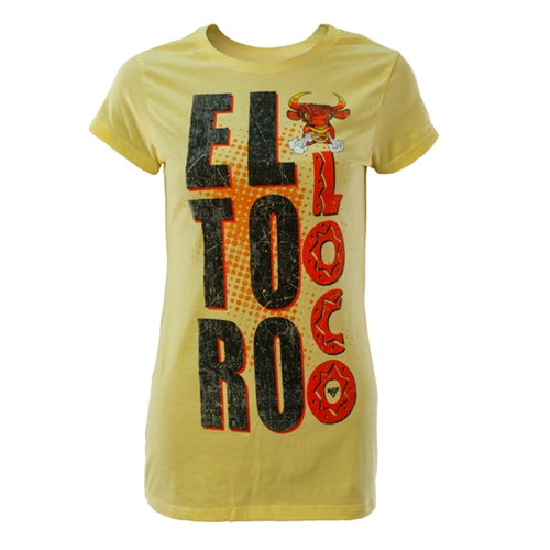 El Toro Loco Ladies Tee