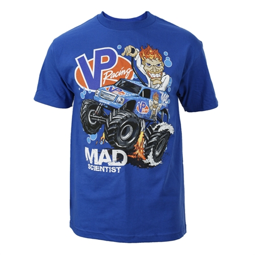 Mad Scientist Truck Tee
