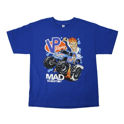 Mad Scientist Truck Youth Tee