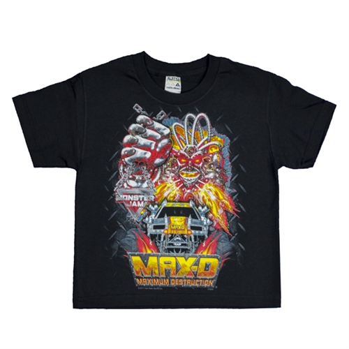 Max-D Burner Youth Tee