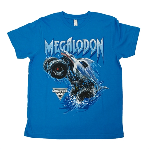 Megalodon Breach Youth Tee