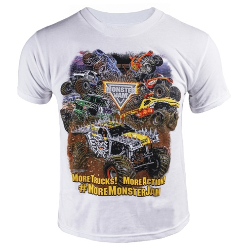 Monster Jam 2015 Tour Youth Tee