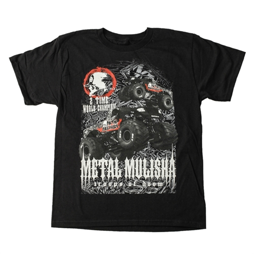 Metal Mulisha Doom Youth Tee