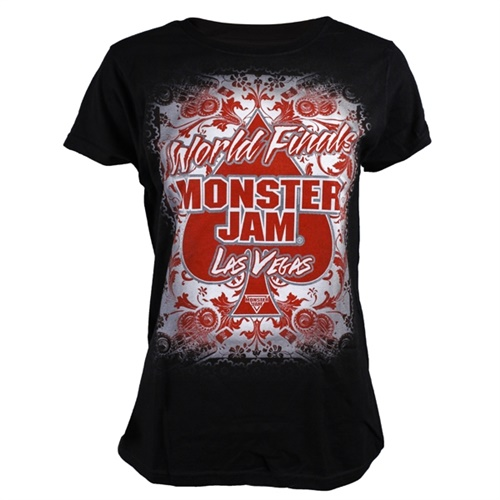 World Finals XVI Ladies Card Tee