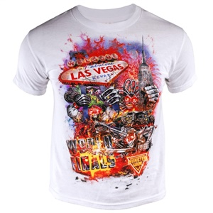 World Finals XVI White Mascot Youth Tee