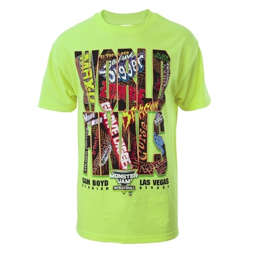 World Finals XVII Breakthrough Youth Tee