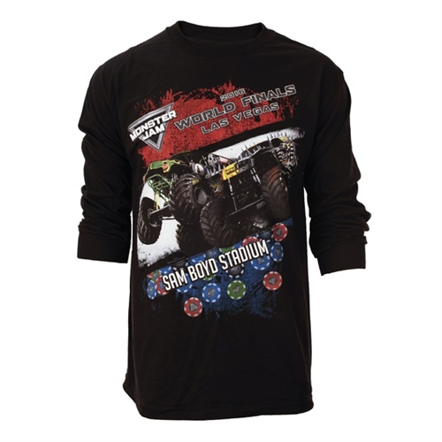 World Finals XVII Forged Long Sleeve Tee