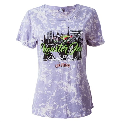 World Finals XVII Tie-Dye Ladies Tee
