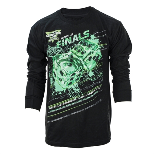 World Finals XVIII Dice Long-Sleeve Tee