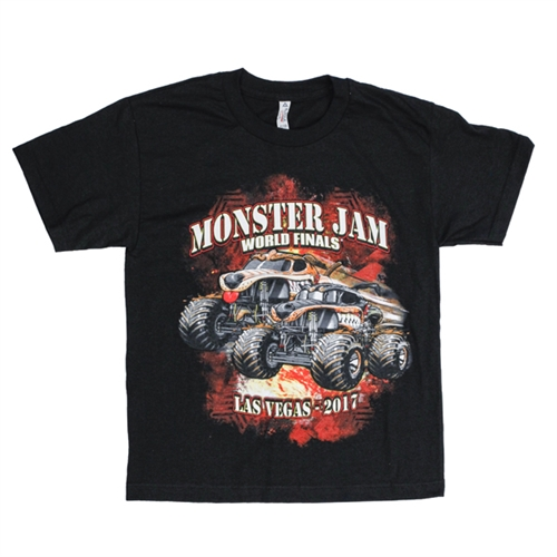 World Finals XVIII Mutt Jump Youth Tee