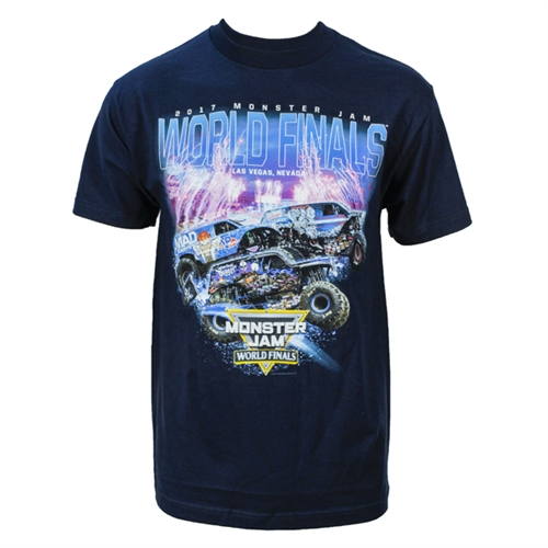 World Finals XVIII Navy Tee