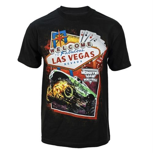 World Finals XVIII Gas Monkey Garage® Tee