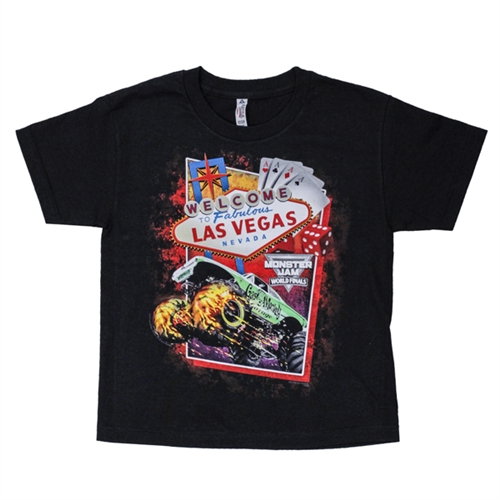 World Finals XVIII Gas Monkey Garage® Youth Tee