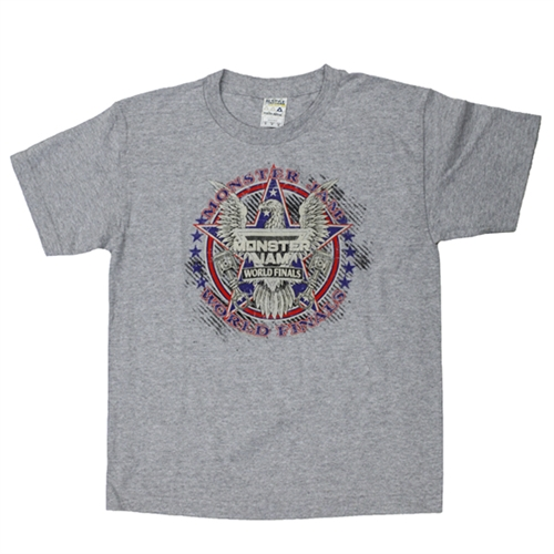 World Finals XVIII USA Pride Youth Tee