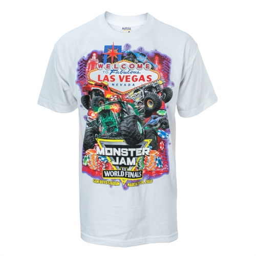 World Finals Techno Tee