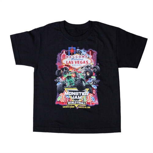 World Finals Techno Youth Tee