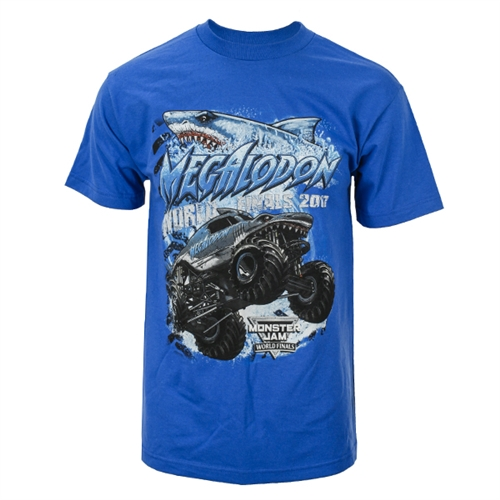World Finals XVIII Megalodon Tee