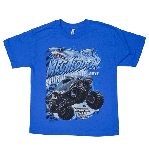 World Finals XVIII Megalodon Youth Tee