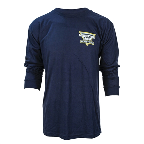 World Finals XVIII Navy Long Sleeve Tee