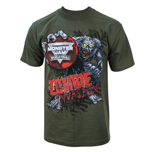 World Finals XVIII Zombie Invasion Tee