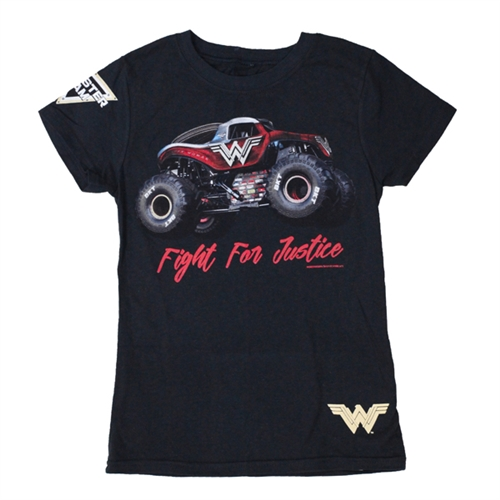 Wonder Woman Justice Youth Tee