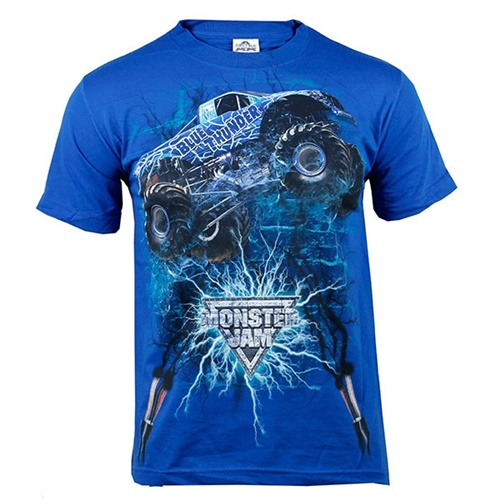 Blue Thunder Electric Tee