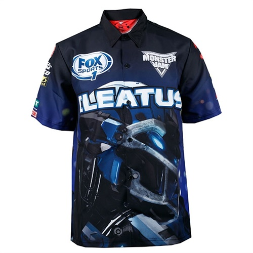 Cleatus Driver Shirt