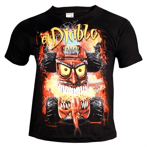 El Diablo Youth Tee
