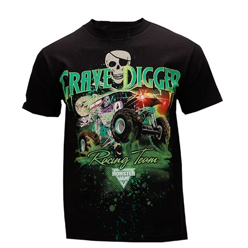 Grave Digger Slime Tee