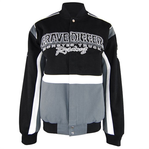 Grave Digger Winner's Circle Twill Jacket