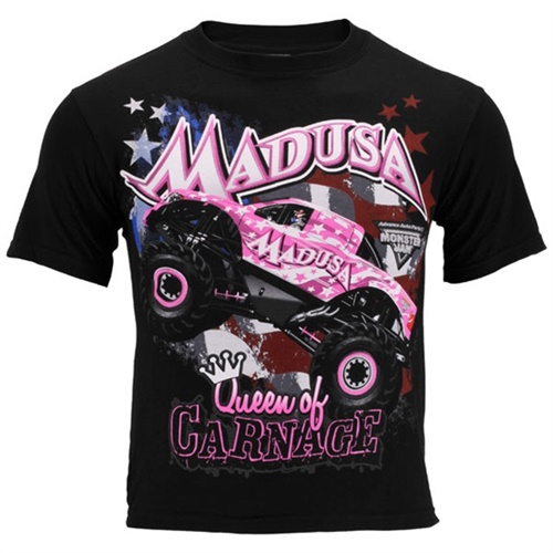 Madusa Youth Carnage Tee