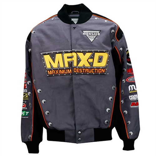 Max D Bolts Jacket