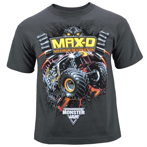 Max-D Youth Smash Tee