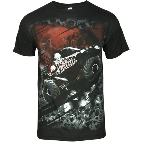 Metal Mulisha Youth Haunted Tee
