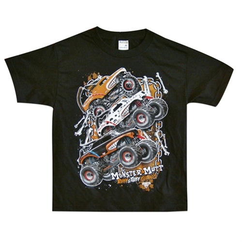 Monster Mutt Ruff and Tuff Tee