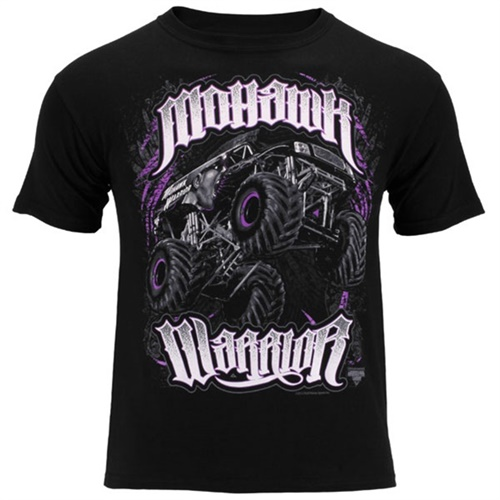 Mohawk Warrior Youth Sizzle Tee