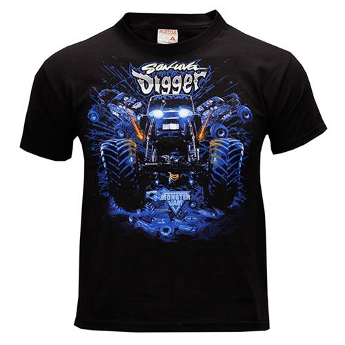Son-Uva Digger Youth Graveyard Tee