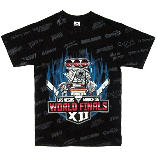 World Finals XII Track Tee