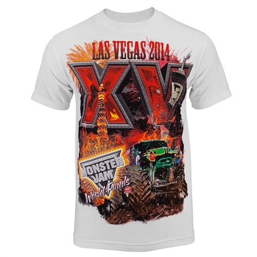 World Finals XV Destruction Tee