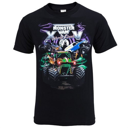 World Finals XV Grave Digger Tee